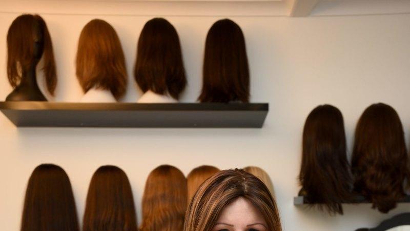 Wig boutique set to make  1 million by giving balding women a luxury option 739be1e35e