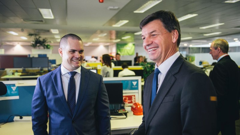Turnbull government invests i crypto currency based company