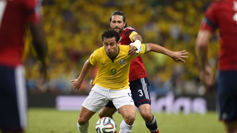 Fred says he's finished with Brazil team after World Cup abuse