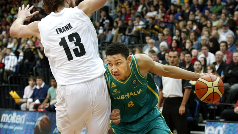Australian basketball prodigy Ben Simmons a rising star on the way to the NBA