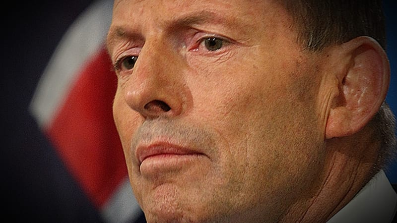 Tony Abbott has much bigger problems than a rogue knight