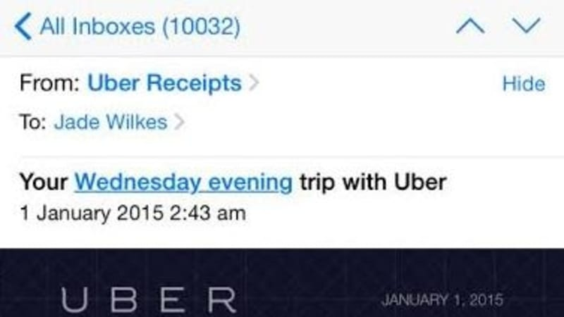 Sydney New Year's Eve: Uber's $213 fare from city to Coogee