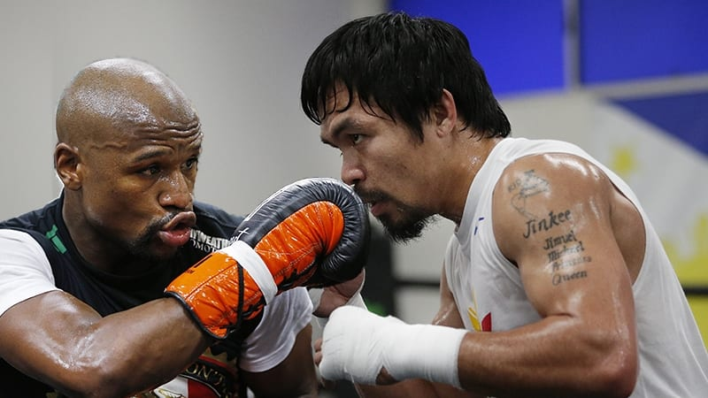 Pacquiao mayweather fight date 2019 in Sydney