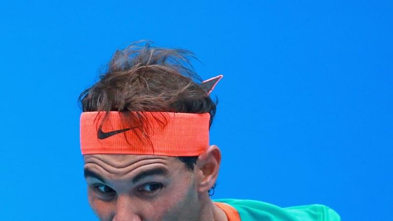 Australian Open final one of Rafael Nadal's 'hardest moments' in tennis