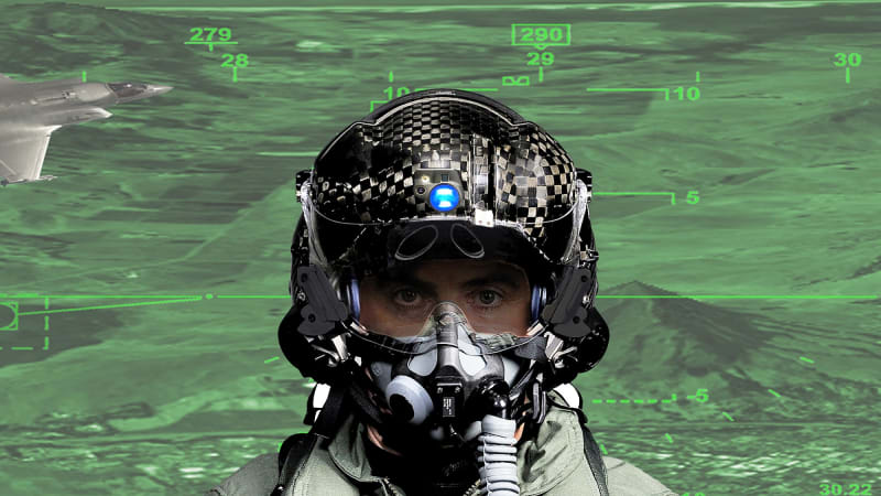 Revolutionary F 35 Joint Strike Fighter Pilot S Smart