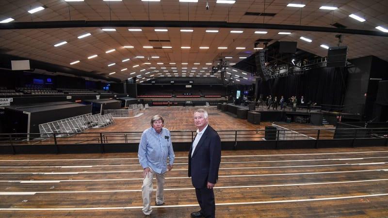 Auto Finance Companies >> Melbourne's Festival Hall takes knockout blow
