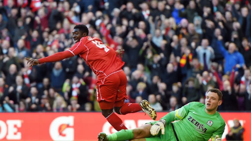 Blackburn Defend Heroically To Take Liverpool To An Fa Cup