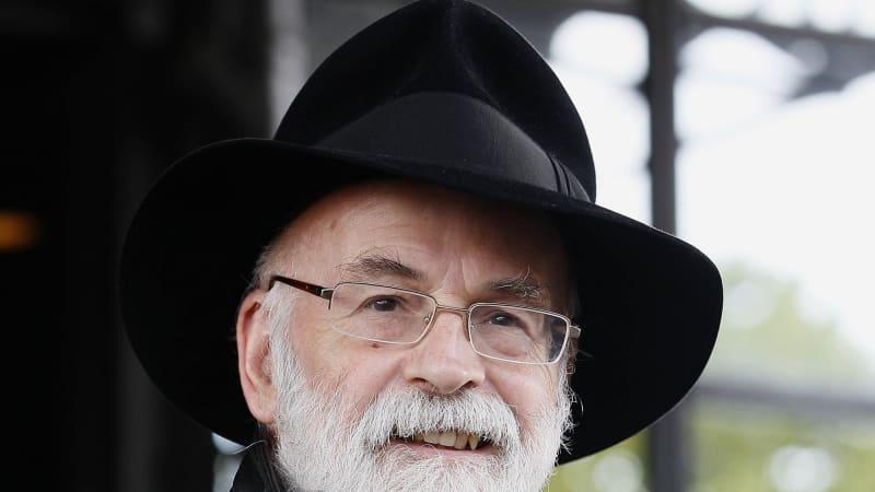 Terry Pratchett, author of the Discworld novels, dies aged 66