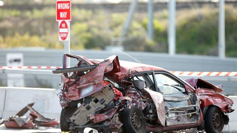 Benalla Car Accident Today