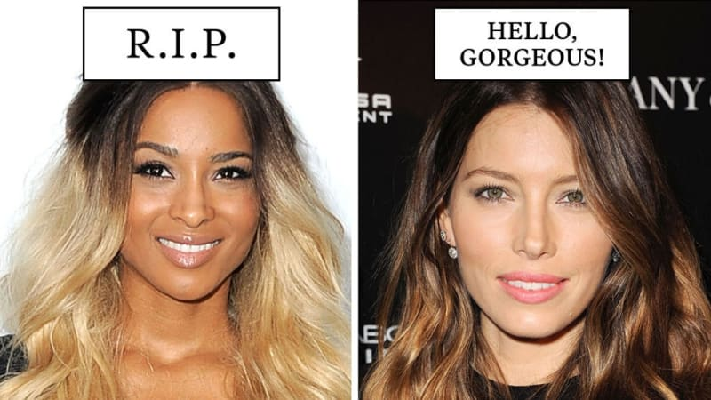 Cosmopolitan editor responds to criticism after using white models for 'gorgeous' trends and black models for trends that need to 'R.I.P'