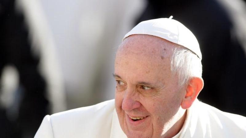Pope Francis hints at Catholic Church rethink on gay civil unions