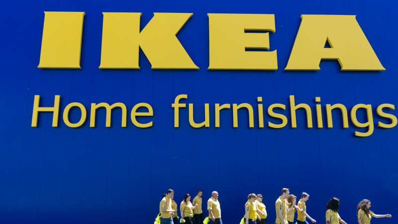 ikea canberra launches same day click and collect for online shopping. Black Bedroom Furniture Sets. Home Design Ideas