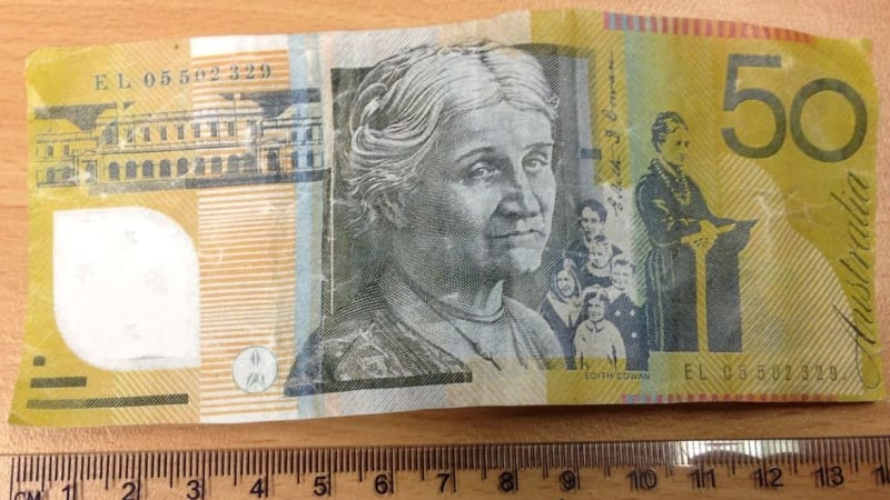 Unforgeable Australian Bank Notes Under Attack From Counterfeiters