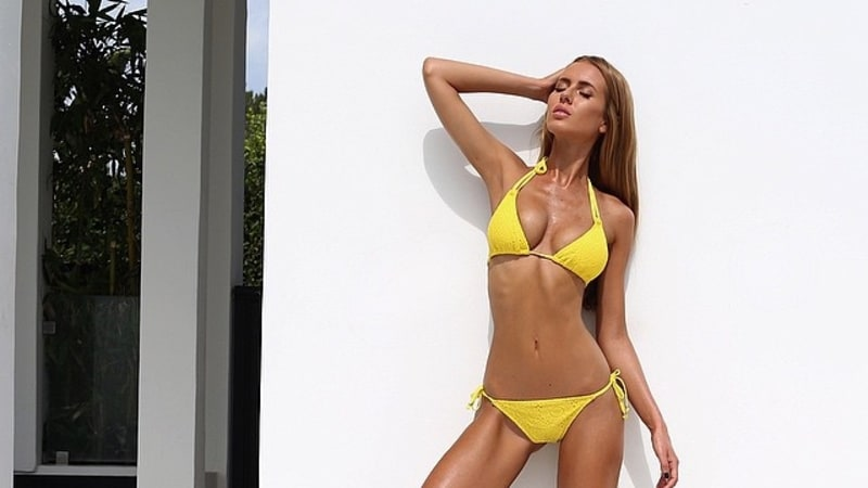 Model Renee Somerfield hits back at 'are you bikini ready ...