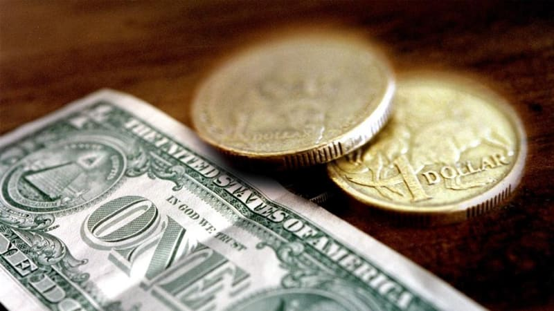 Australian dollar could fall to US50c: economists