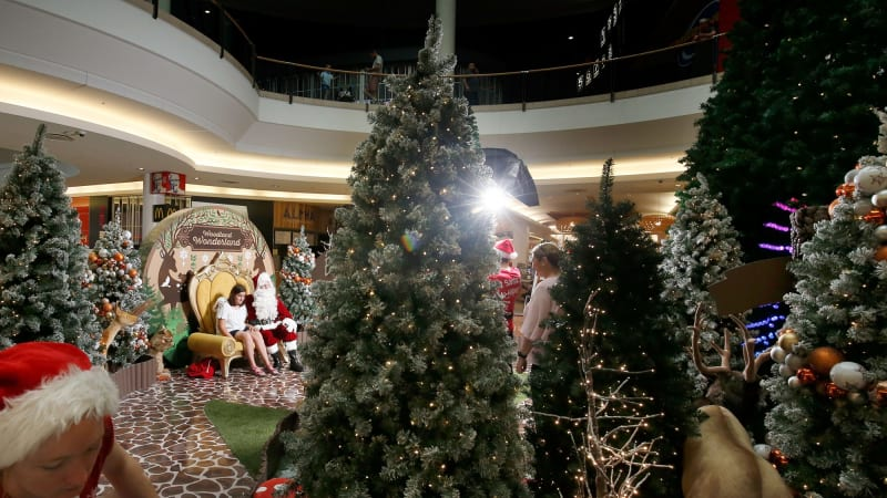 Sensitive Santa: Northland's first sensory shopping day a hit for children with autism