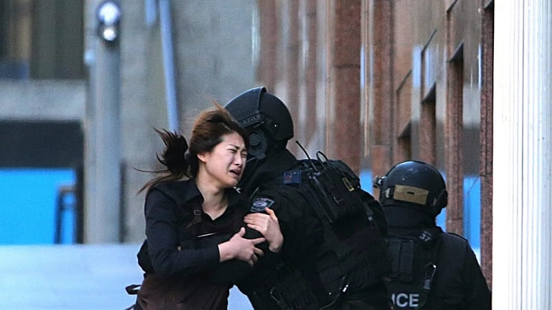 Martin Place siege response tests our humanity