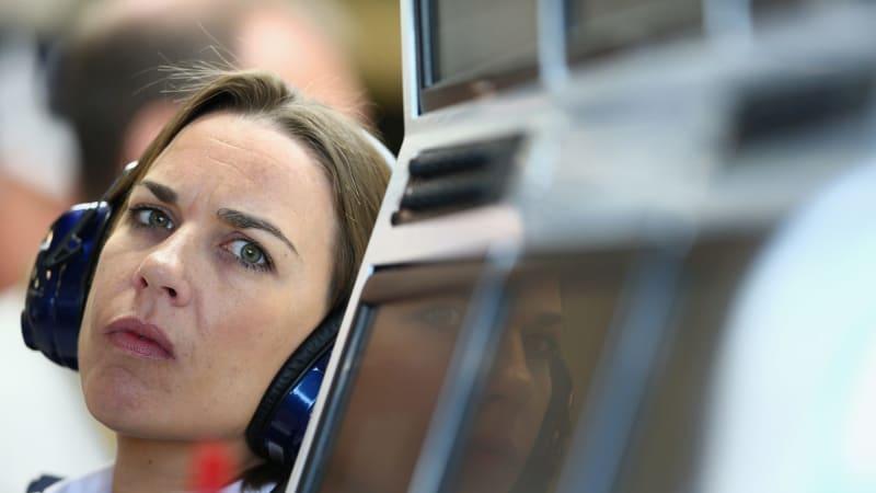 2015 Australian Grand Prix: Williams on track on the long road back