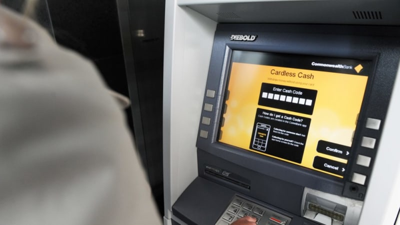 Commonwealth Bank, Westpac apps to make ATMs cough up money