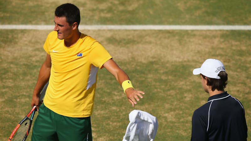 Bernard Tomic takes swipe at Nick Kyrgios: 'If he plays Indian Wells, then he's definitely lost a little bit of my respect'