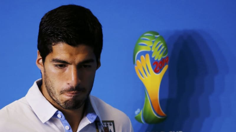Luis Suarez banned for nine international matches, plus four months of football activities