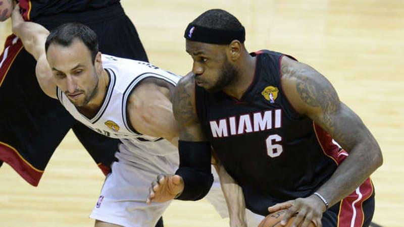 Q Style Hair Salon San Antonio: NBA Finals Game 3: Miami Heat V San Antonio Spurs
