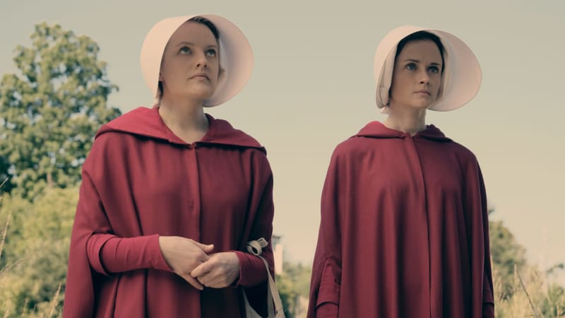 'Gorpcore', Handmaid's Tale-inspired fashion – all signs point to end of the world