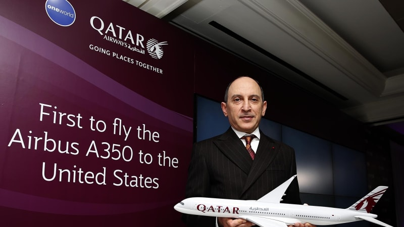 'Please switch off the camera': Qatar Airways' dramatic auto-brake aborted takeoff at JFK