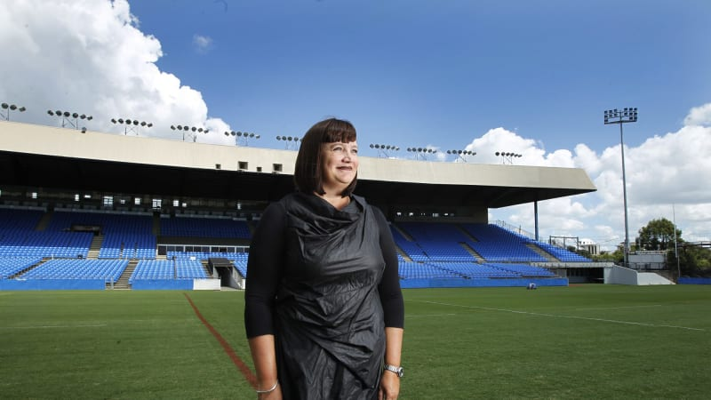 Canterbury Bulldogs' Raelene Castle tackling parent violence in junior rugby league