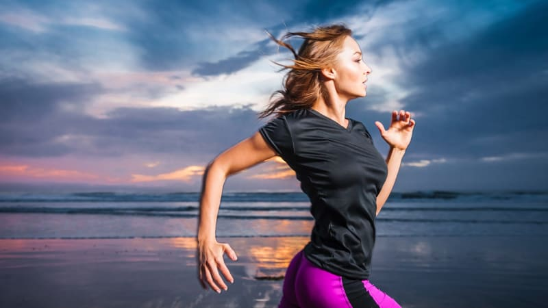 Does running short distances help your training?
