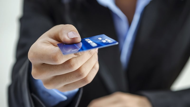 survey of credit card services