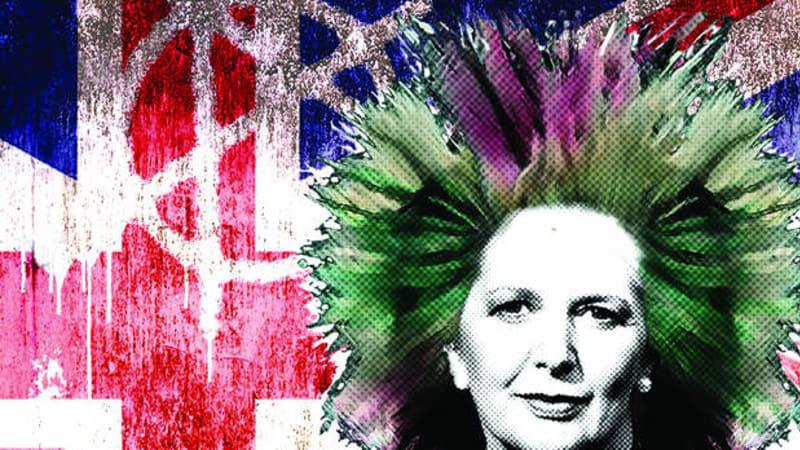 Margaret Thatcher: punk's patron saint