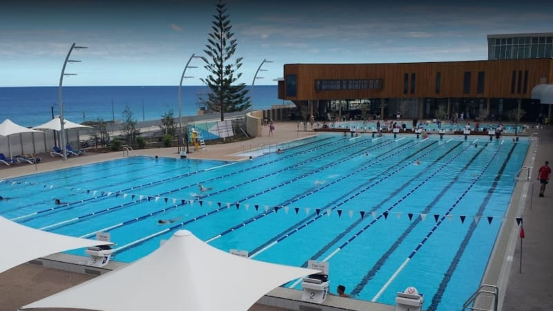 Noise Complaint Shuts Down Scarborough Beach Pool Swim Classes Just Three Weeks After Opening