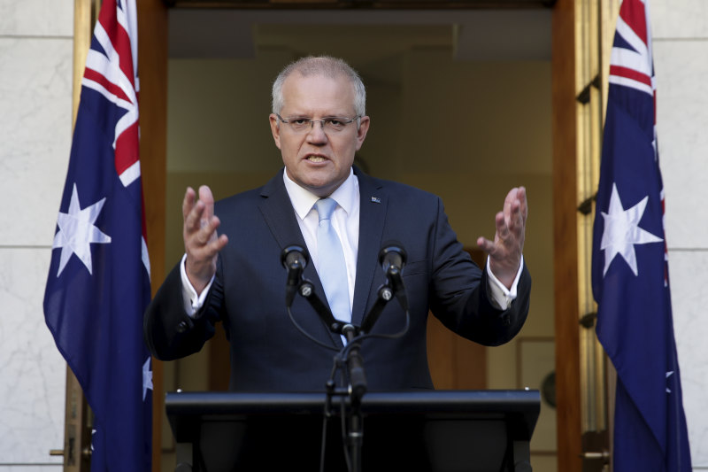 Thanks ScoMo: The 2019 federal election will clash with the A-League's grand final.