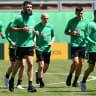 Socceroos focused on seeing off Danes