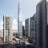 Picture this: 80-storey skyscraper to sit above George St cinema