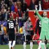 Champions League: Manchester United saved by superb David de Gea