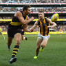 Then there were nine ... Tigers the pace-setters but half the teams have a chance