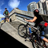 Cyclists face long wait before bridge obstacle is overcome