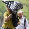 Batten down: Wild winds set to sweep across state