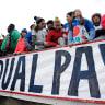 Top companies 'failing' on gender pay gap face investor revolt