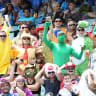 Castle says crowds won't drop as Sydney Sevens shifts to Spotless