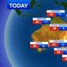 National Weather Forecast November 23, 2020