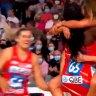 Swifts beat GWS in Super Netball Grand Final