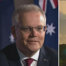 Prime Minister Scott Morrison is set to face battles on the home front over cutting the nation's greenhouse gas emissions and a showdown with the National Party.