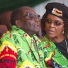 Grace Mugabe accused of smuggling ivory, gold, diamonds from Zimbabwe