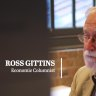 Ross Gittins on his career in journalism
