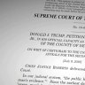 US Supreme Court rules some Trump financial records can be revealed