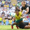 Australian women's sevens 'shattered' after shock defeat for silver