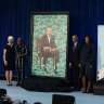'Pretty extraordinary': The Australian in charge of the Obama portraits